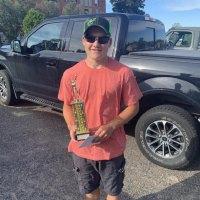 Jack McIntee - Volleyball Coaches Award