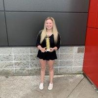 Sadie Gowlett - Volleyball Most Improved