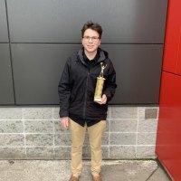 Austin Mortimore - Hockey Leading Scorer