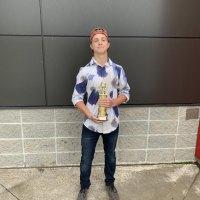 Kyle MacDonald - Wrestling Most Improved