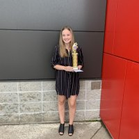 Maddy Khull - Josh Brockelbank SAA Award