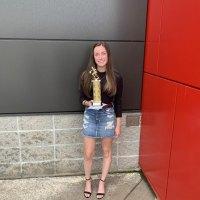 Meghan Bringleson - Basketball Coaches Award