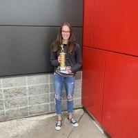 Grace Martineau - Volleyball Coaches Award
