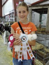 Local Youth Attend Massey Fair