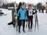 First NSSSA Nordic Race Ever