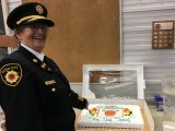 Fire Chief Celebrates 25 Years