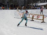 CASS Skier Competes at OFSAA