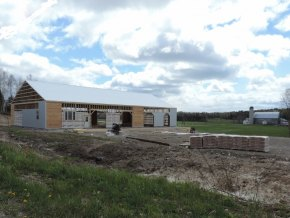 New Produce Auction in Desbarats