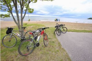 Trans Canada Trail/Great Lakes Waterfront Trail: Thessalon