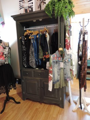Fun clothing and accessories at Sense of Colour.