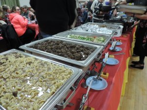 10th Annual Wild Game Dinner