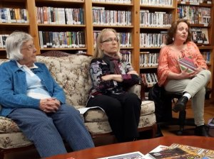 St. Joseph Township Book Club at library.