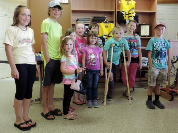 Fishing Derby Wraps up on Island