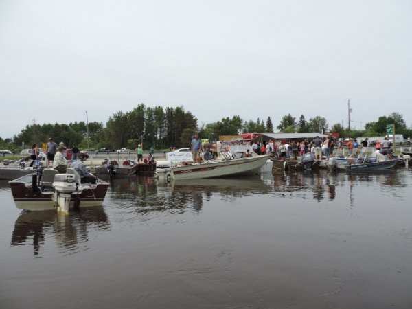 Desbarats Fishing Derby a Success