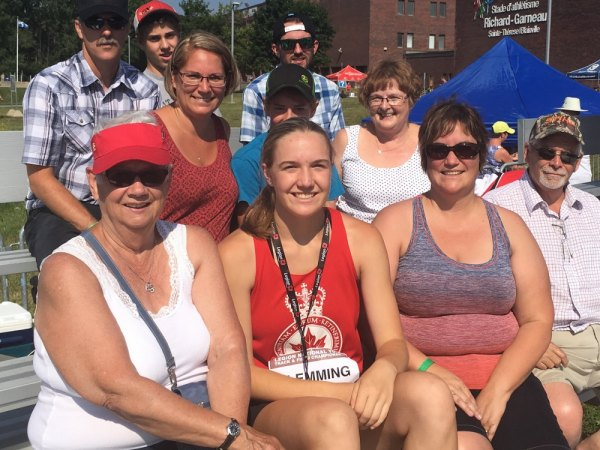 Fleming Competes at Legion Nationals