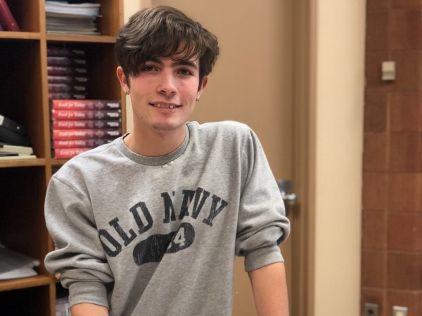 CASS Student Finalist for Loran Award