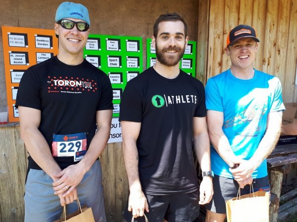 Mountain Maple Trail Run 2019