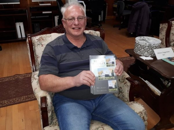 Island Author Invited to Book Club