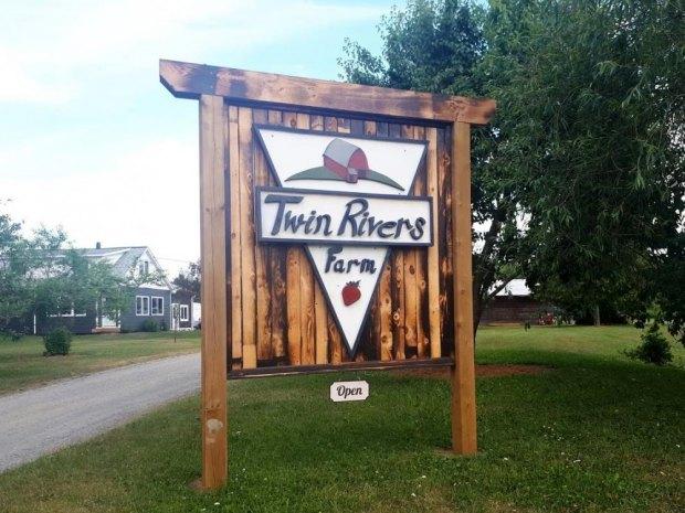Twin Rivers Farm First Berry Season